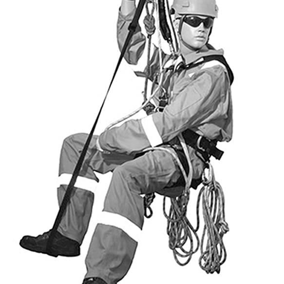Temario del curso de trabajos en altura - VERTIPROTECT | Soluciones en altura