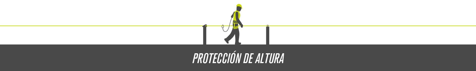 Protección de altura