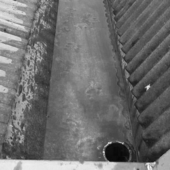 Limpieza y mantenimiento de canalones - VERTIPROTECT | Soluciones en altura